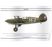 Avia B-534 Slovakia 6 Poster
