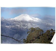 7Mt Feathertop Poster