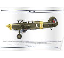 Avia B-534 Slovakia 7 Poster