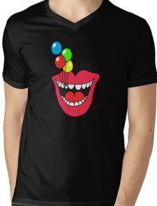 Balloon Tooth by Jesse Lebon Mens V-Neck T-Shirt
