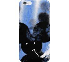Angry Mickey Mouse iPhone Case/Skin
