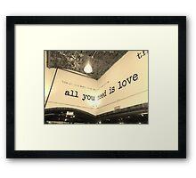 Liverpool #11 Framed Print