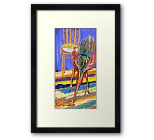 Chicken  Framed Print