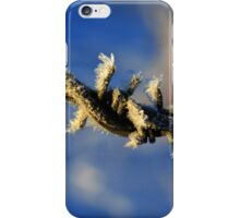 Frosted Barb iPhone Case/Skin