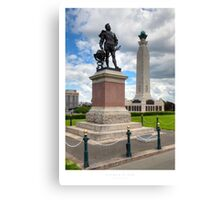 Plymouth Hoe Canvas Print