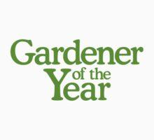 Gardener of the Year Kids Tee