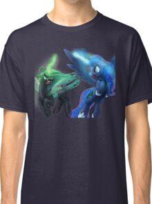 Princess Luna vs Chrysalis Classic T-Shirt