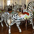 Trio of Zebras of PTC No. 6 by Patricia Montgomery