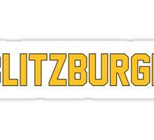 Blitzburgh Sticker