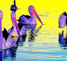 Members of the Board Attending The Pelican Brief by gayle hoskins-nestor