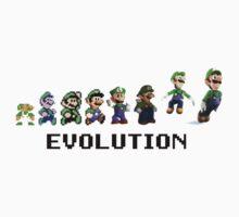 The Evolution of Luigi Kids Clothes