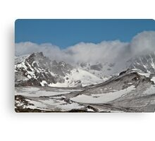 Granite Peak  Canvas Print