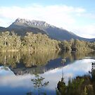Mt Murchison (again) - Tullah, Tasmania ....I love this mountain! by gaylene