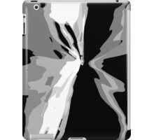 Psychmaster Stayflower BW iPad Case/Skin
