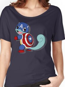 CaptainSquirtle Women's Relaxed Fit T-Shirt