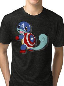 CaptainSquirtle Tri-blend T-Shirt