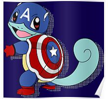 CaptainSquirtle Poster