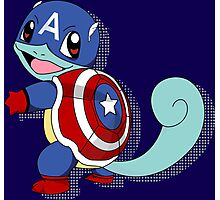 CaptainSquirtle Photographic Print