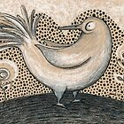 The Bird in The Garden by Ziarel