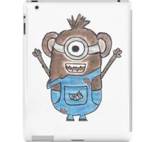 Monkey Minion iPad Case/Skin