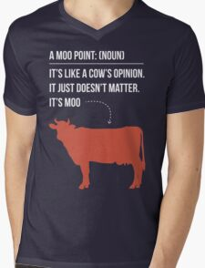 Moo Point - Joey Tribbiani T-Shirt