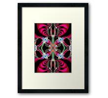 Designer Kidneys Framed Print