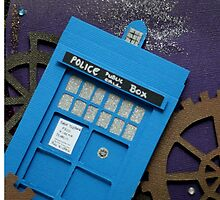 The Tardis  by Chantelle Janse van Rensburg