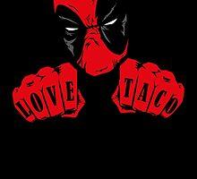Love Taco by Chema Bola8