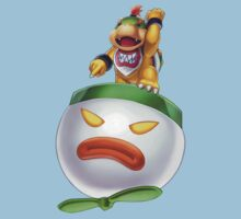 Bowser Jr Kids Tee