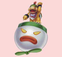 Bowser Jr One Piece - Short Sleeve