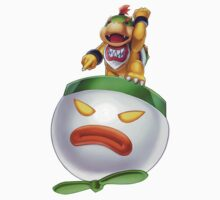 Bowser Jr One Piece - Short Sleeve