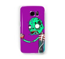 Carnihell #6 green saw man Samsung Galaxy Case/Skin