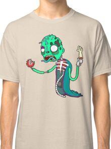 Carnihell #6 green saw man Classic T-Shirt