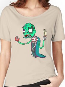 Carnihell #6 green saw man Women's Relaxed Fit T-Shirt