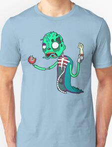 Carnihell #6 green saw man T-Shirt