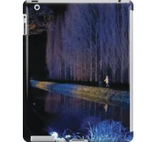 Anglesey Abbey, Winter Lights 2014 #1 iPad Case/Skin