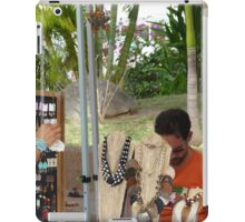 people III - gente iPad Case/Skin