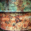 Rusty 44 by Miriam Shilling