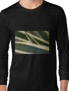leaf in the garden Long Sleeve T-Shirt