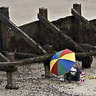 By the seaside by Richard Flint