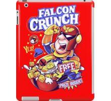Falcon Crunch iPad Case/Skin