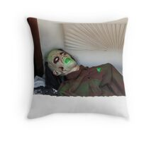 Another Night Another Fright!  Throw Pillow