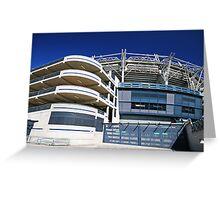CROKE PARK STADIUM Greeting Card