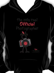 Red - The New Guy - The only real Official Photographer T-Shirt