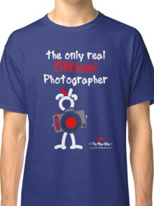Red - The New Guy - The only real Official Photographer Classic T-Shirt