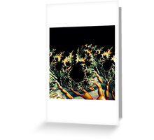 FRACTALS print, gifts and decor Greeting Card