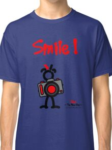 Red - The New Guy - Smile ! Classic T-Shirt