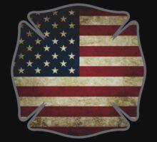 American Firefighter by ianscott76
