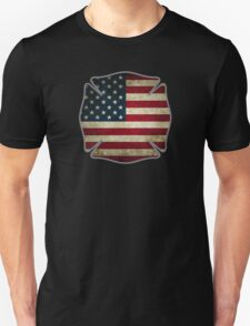 American Firefighter Unisex T-Shirt