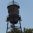 Trolley Square Watertower by Dylan & Sarah Mazziotti